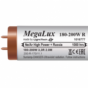 MegaLux 180-200W 3,3 R Ne/Ar High Power +RU